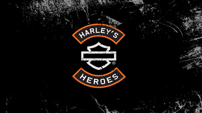 Since 2007, Harley-Davidson has provided $2 million in grants to DAV to support the Harley's Heroes program. DAV brings services on the road to veterans in their communities, helping them apply for and secure the benefits to which they're entitled through the VA.  (PRNewsFoto/Harley-Davidson Motor Company)