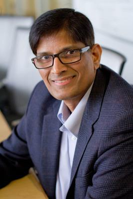Sravana Kumar Karnati is Egencia's Chief Technology Officer.