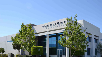 Newlight Technologies, LLC.  (PRNewsFoto/Newlight Technologies, LLC)