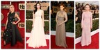 Saoirse Ronan, Kate Mara, Laura Prepon and Giuliana Rancic Sparkle in Forevermark Diamonds at the 22nd Annual Screen Actors Guild Awards
