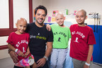 What do you #GiveThanks for this Holiday Season? Join Luis Fonsi for 12th annual St. Jude Thanks and Giving(R) campaign
