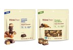 thinkThin(R) has shrunk down its nutritious and delicious protein bars to create its latest mini-innovation, the thinkThin(R) Protein Bites and thinkThin(R) Protein Nut Bites.