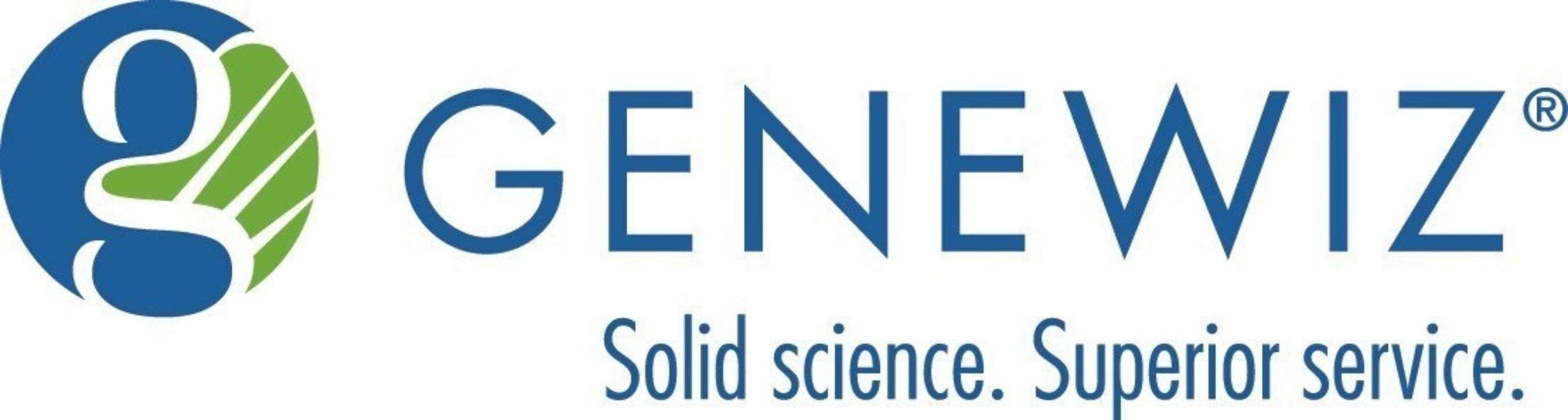 GENEWIZ to Present at PEGS Europe Protein & Antibody Summit