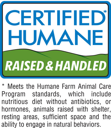 Look for the Certified Humane(R) seal on your turkey this Thanksgiving to ensure that your turkey was treated ...