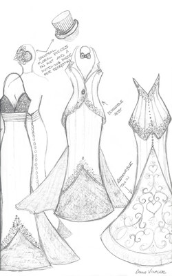 Donna Vincler TP Dress Design
