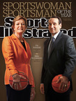 2011 Sports Illustrated Sportswoman and Sportsman of the Year: Pat Summitt and Mike Krzyzewski.  (PRNewsFoto/SPORTS ILLUSTRATED)
