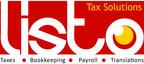 Listo Tax Solutions logo