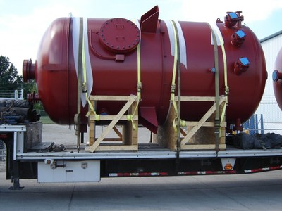 AT&F's 1000th Pressure Vessel