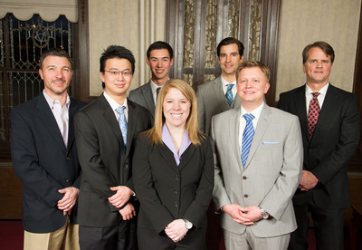 2014 Colorado Local Challenge Winner - University of Denver.  (PRNewsFoto/CFA Society Colorado)
