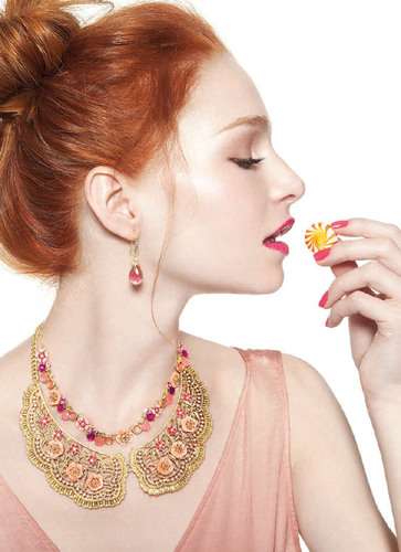 CAROLEE Candy Colored Baubles: A Sweet Treat For Valentines
