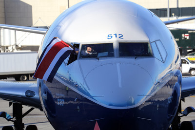 This weekend Alaska Airlines began flying to Costa Rica from Los Angeles. The carrier will use a 737-800 to serve both San Jose and Liberia.