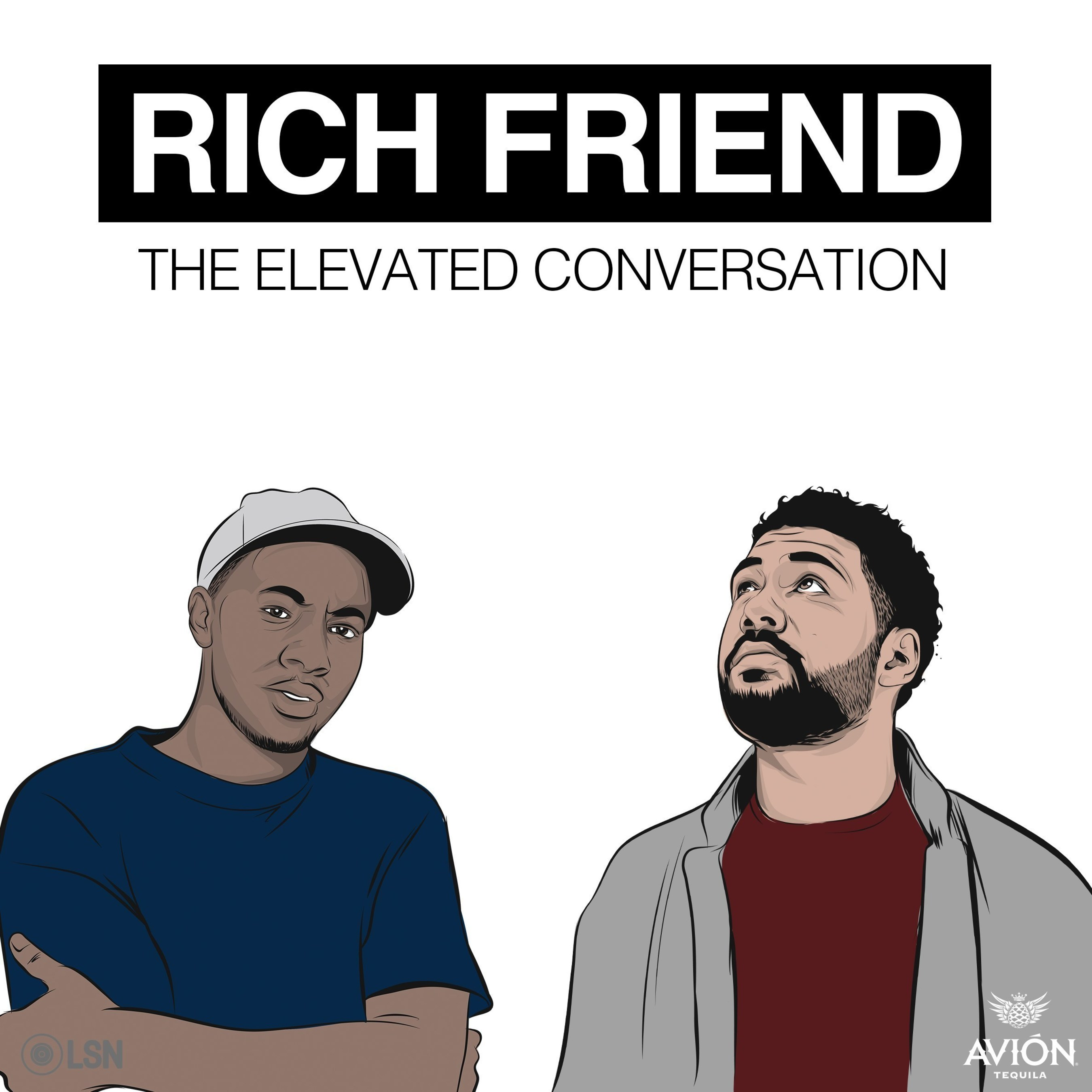 Rich Friend: The Elevated Conversation Podcast