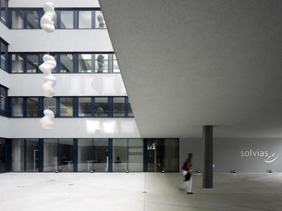Solvias headquarters in Kaiseraugst (PRNewsFoto/Solvias)
