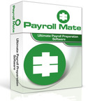 Payroll Mate is complete payroll system software for small business and accountants.  (PRNewsFoto/Real Business Solutions)