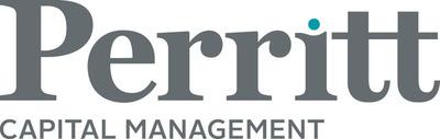 Perritt Capital Management logo. (PRNewsFoto/Perritt Capital Management) (PRNewsFoto/PERRITT CAPITAL MANAGEMENT)