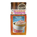 Dunkin' Donuts(R) Celebrates 65 Years With New Vanilla Cupcake Flavored Coffee