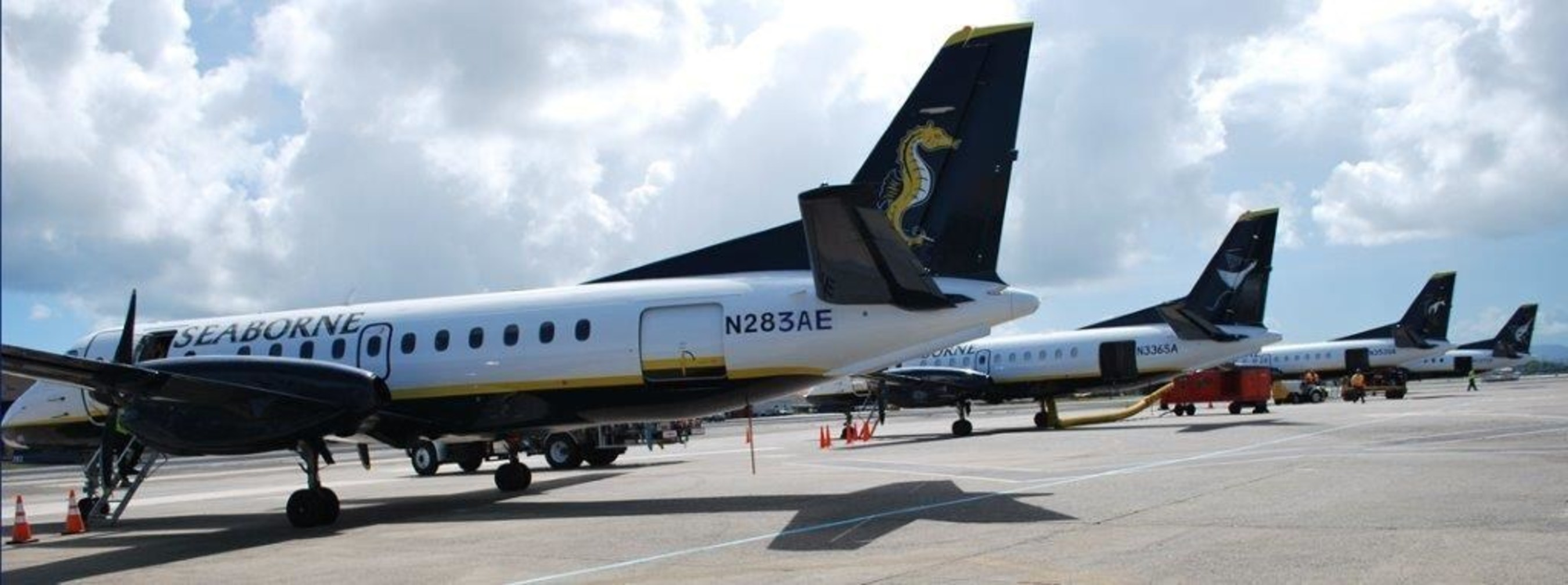 Seaborne Announces New Service Between Puerto Rico and Antigua and Barbuda