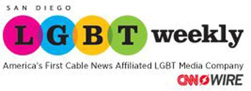 San Diego LGBT Weekly | LGBTWeekly.com.  (PRNewsFoto/San Diego LGBT Weekly)