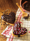 Dunkin' Donuts Shows A Lot Of Heart This February With Return Of Heart-Shaped Donuts