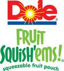 Dole Fruit Squish'ems.  (PRNewsFoto/Dole Packaged Foods, LLC)
