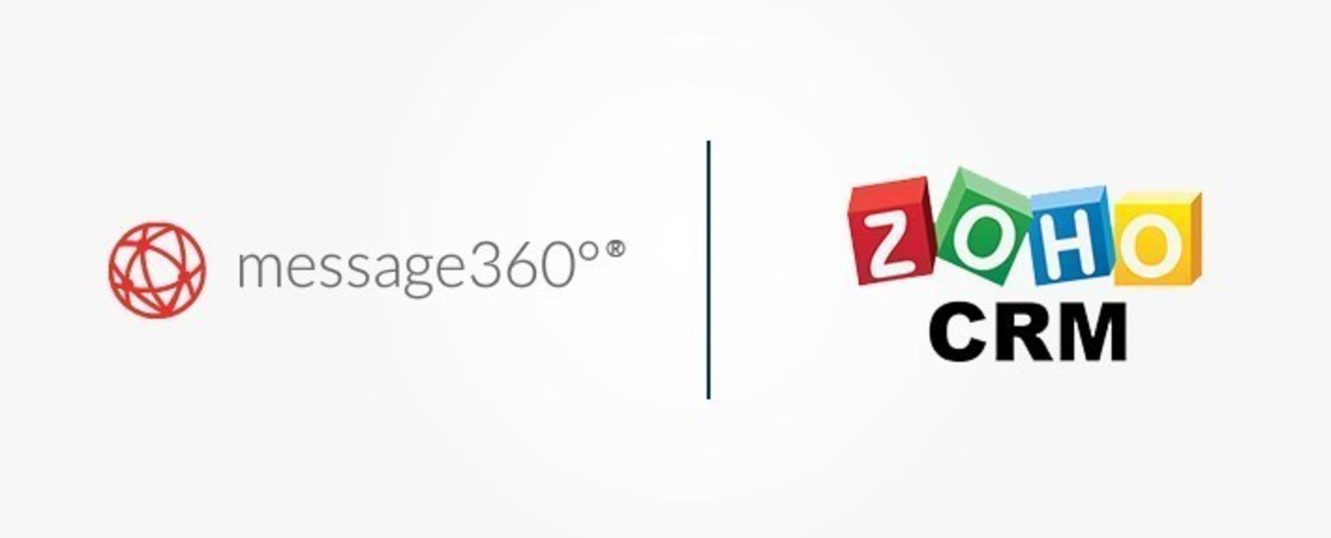Ytel's message360° API Provides Zoho CRM Customers Multi