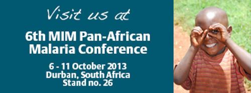 MIM Pan-African Malaria Conference.  (PRNewsFoto/Bestnet A/S)