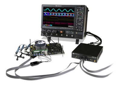 The HDA125 High-speed Digital Analyzer adds 18-channel, 12.5-GS/s digital acquisition capabilities with industry-leading sensitivity and revolutionary QuickLink probing solution to Teledyne LeCroy oscilloscopes