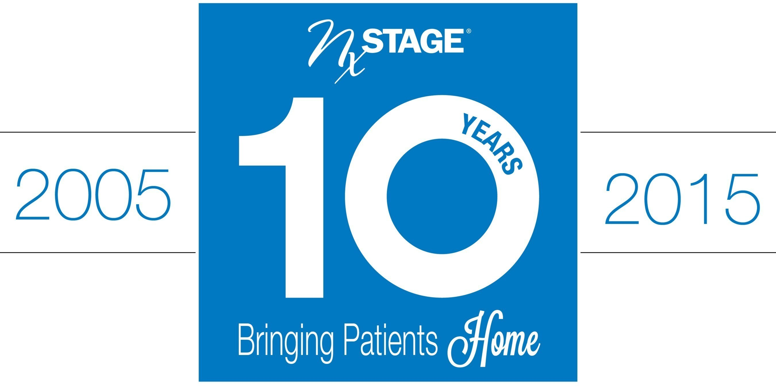 NxStage Celebrates 10th Anniversary