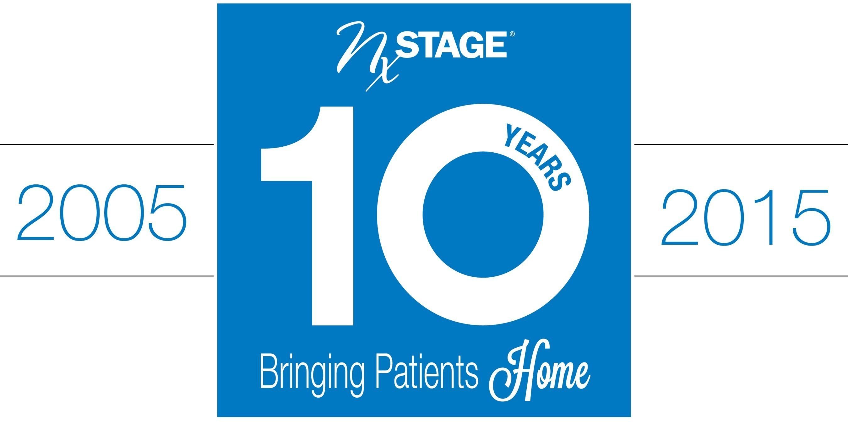 NxStage Celebrates 10th Anniversary
