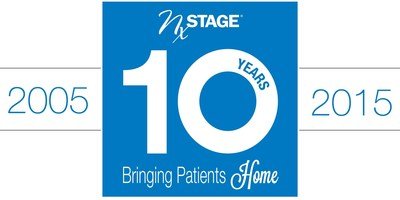 NxStage Celebrates 10th Anniversary (PRNewsFoto/NxStage Medical, Inc.)