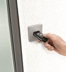 GEZE SecuLogic Keyless Access Control (PRNewsFoto/GEZE)