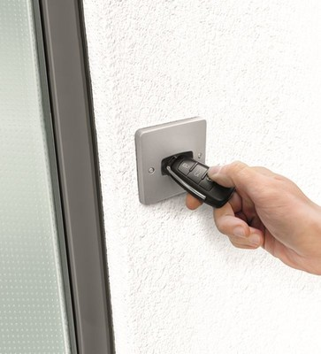 GEZE SecuLogic GCER 100 - The Latest Series of Keyless Access Control is now Available in the Middle East
