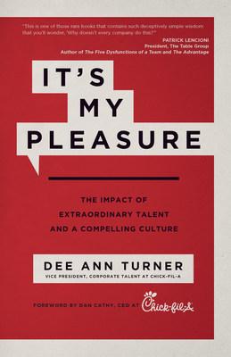IT'S MY PLEASURE Book Cover