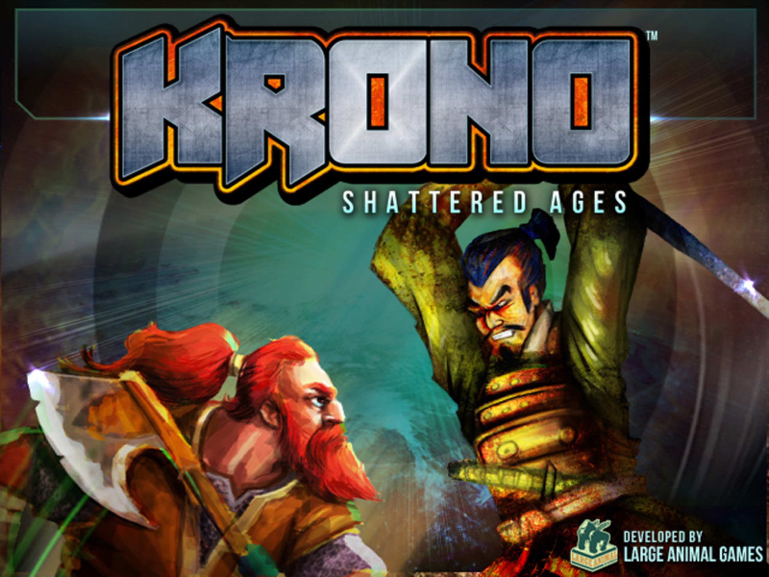 Krono by Large Animal Games.  (PRNewsFoto/Large Animal Games)