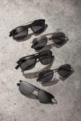 New collection of sunglasses by Jerome Boateng and Edel-Optics www.edel-optics.com (PRNewsFoto/Edeloptics GmbH)