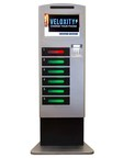 Cell phone charging station by Veloxity.us