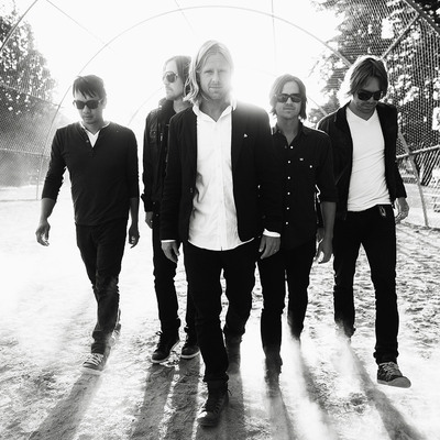 Switchfoot joins more of Christian rock's hottest bands at Universal Orlando Resort's Rock the Universe 2012 this Sept. 7 & 8.  Guests will enjoy a faith-filled weekend featuring performances by top Christian music talent, inspirational stories from celebrity speakers, an expanded Coca-Cola Fan Zone, the ability to rock out to their favorite Rock the Universe artists at 65 mph on Hollywood Rip Ride Rockit and more.  (PRNewsFoto/Universal Orlando Resort)