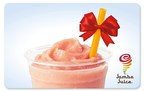 To kick off the holiday season, Jamba Juice is launching new Jamba eGifting, as well as returning its special, limited time only gift card promotion that rewards customers who purchase $25.00 or more in Jamba Juice gift cards with a free small size smoothie or 12oz juice.