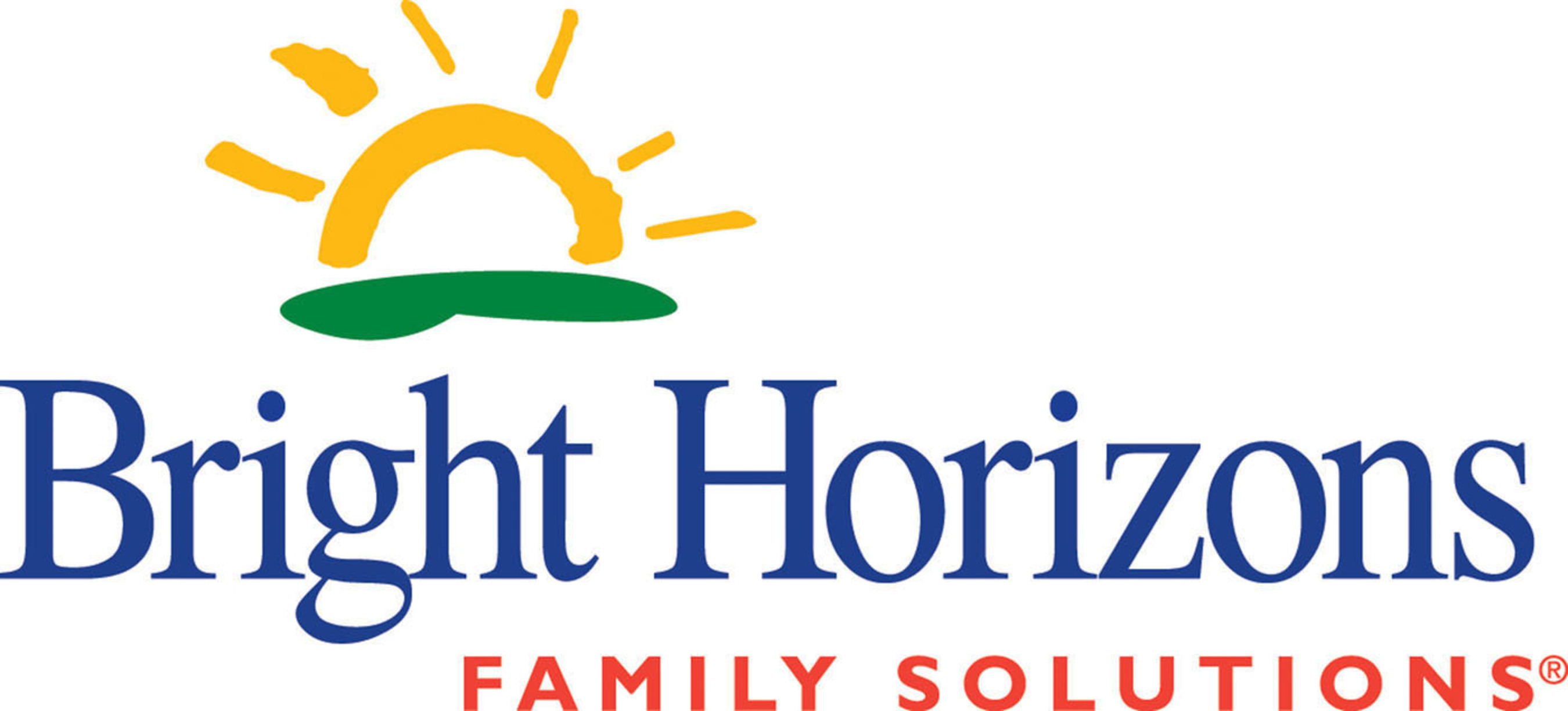Bright Horizons Family Solutions(R) is a leading provider of employer-sponsored child care, early education, and work/life solutions. (PRNewsFoto/Bright Horizons Family Solutions) (PRNewsFoto/BRIGHT HORIZONS FAMILY SOLUTIONS)