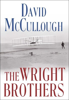 On Friday, May 15 travelers in top-50 airports and Air & Space Museum visitors can sample David McCullough's latest bestseller