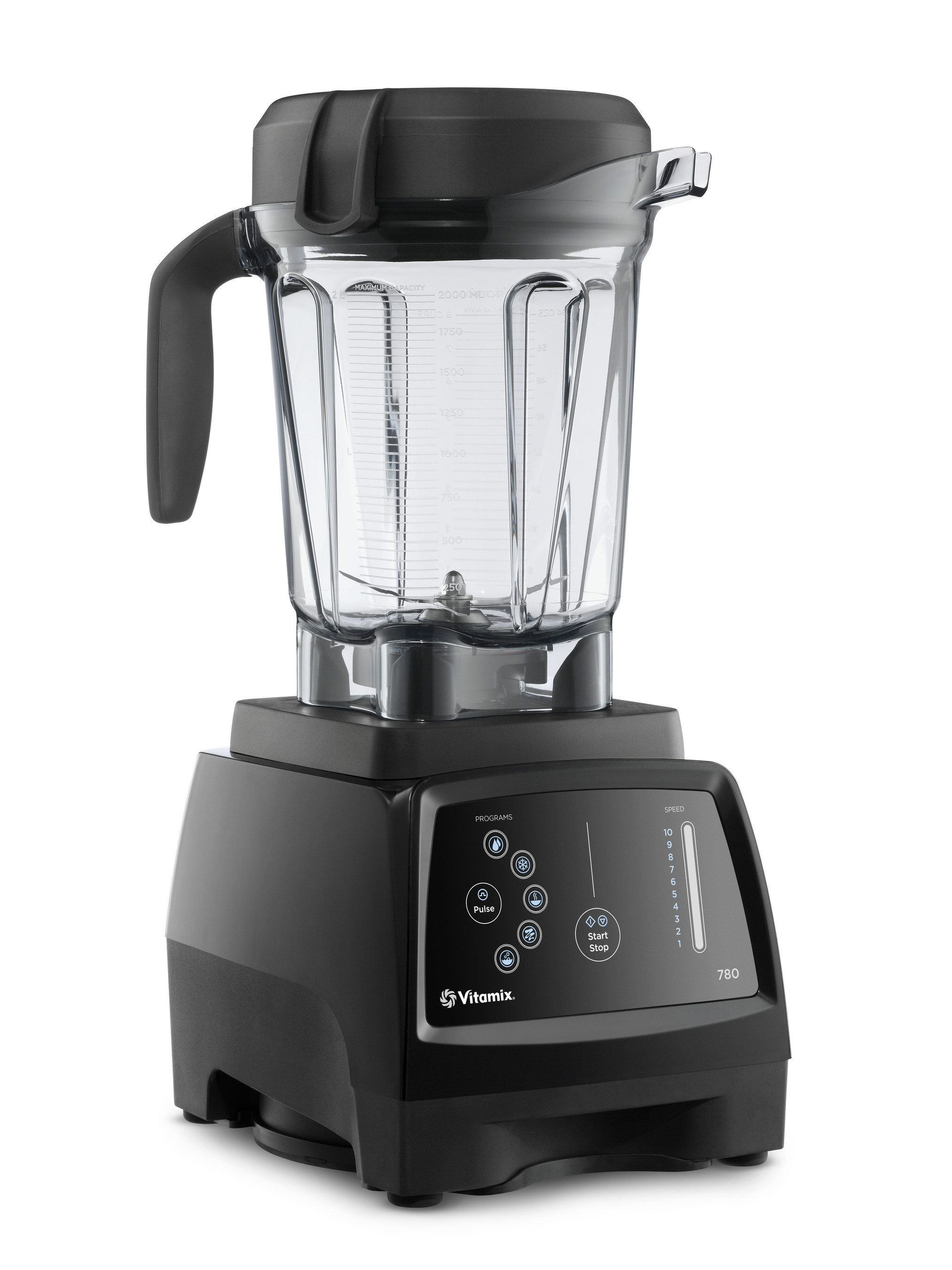 The Vitamix 780: The First Touch Screen Blender From Vitamix Boasts Innovative And Intuitive Design