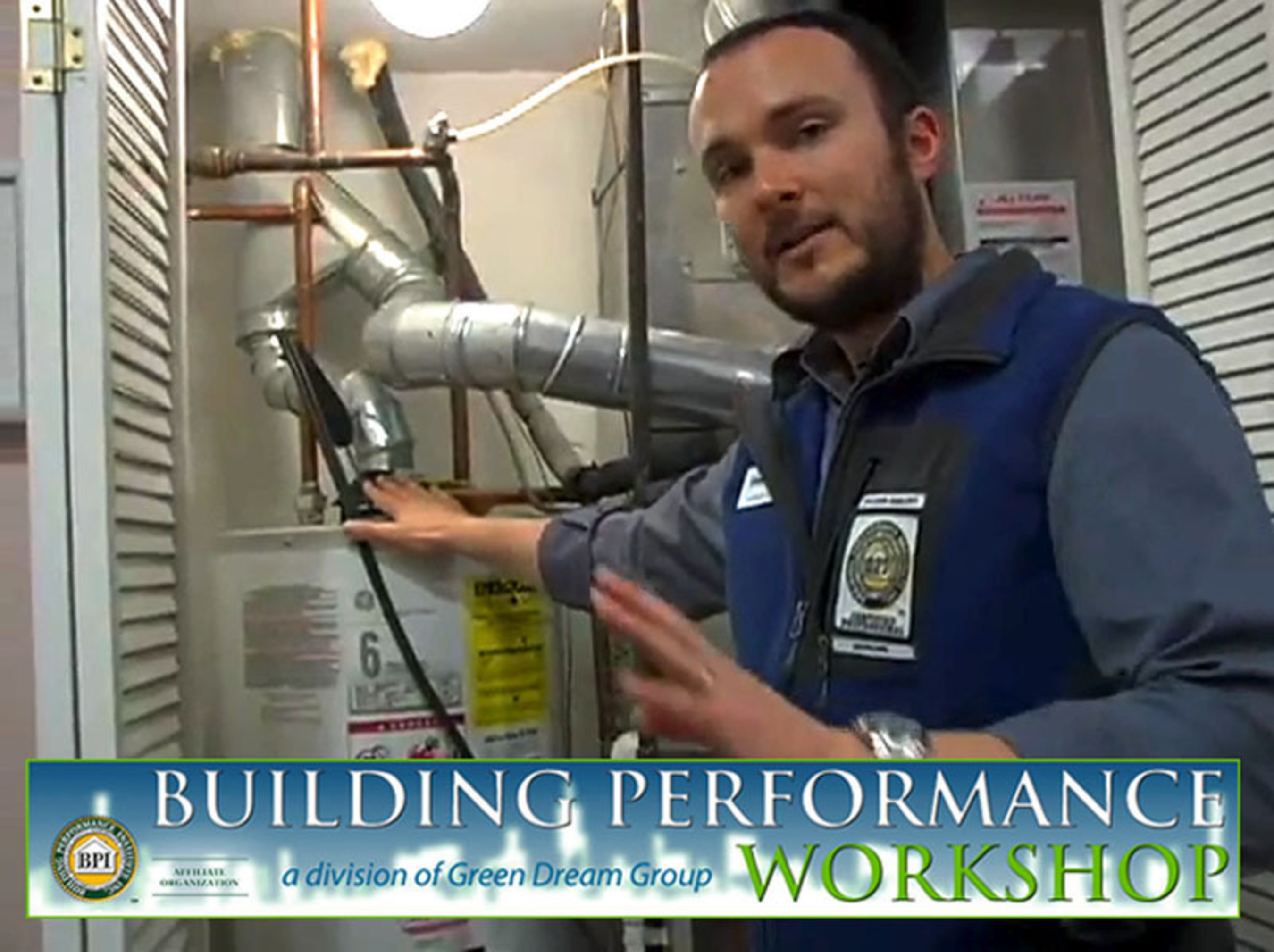 Building Performance.  (PRNewsFoto/Corbett Lunsford)