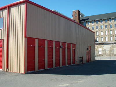 U-Haul Opens Two Self-Storage Facilities in Massachusetts.  (PRNewsFoto/U-Haul)