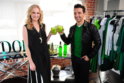 Midori® Names 'Fashion Police' Co-Host George Kotsiopoulos As First-Ever 'Happy Hour' Style
