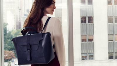 SENREVE Launches Its Premier Collection of Luxury Handbags