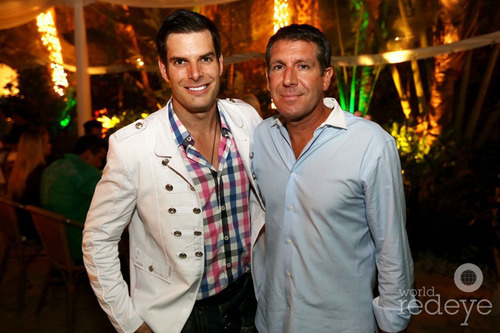 Gideon Kimbrell and Michael Capponi. (PRNewsFoto/Gideon Kimbrell) (PRNewsFoto/GIDEON KIMBRELL)