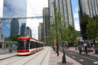 Toronto's Queens Quay Waterfront Revitalization Project, image copyright Arup