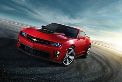 The 2012 Chevrolet Camaro ZL1 is now in stock at Bill Jacobs Chevrolet Plainfield, IL.  (PRNewsFoto/Bill Jacobs Plainfield)
