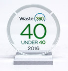 Penton's Waste360 Unveils the First Annual 40 Under 40, the Next Generation of Leaders in the Waste and Recycling Space