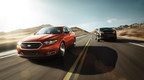 The 2015 Ford Taurus offers three engine options, all of which get no less than 240 horsepower. (PRNewsFoto/Westfield Ford)